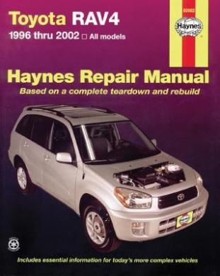 Toyota RAV4 Automotive Repair Manual: 1996-12 (Haynes Automotive Repair Manuals)