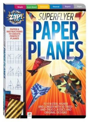 Zap! Superflyer Paper Planes (Zap!)