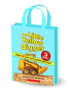 Little Yellow Digger Bag of Books