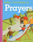 Baby's First Book of Prayers [Board book]