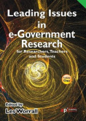 Leading Issues in E-Government
