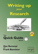 Writing Up Your Research