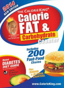 The Calorieking Calorie, Fat & Carbohydrate Counter 2014  : Pocket-Size Edition