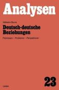 Deutsch-Deutsche Beziehungen [GER]