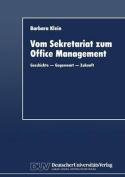Vom Sekretariat Zum Office Management [GER]