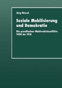 Soziale Mobilisierung Und Demokratie [GER]