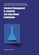 Chemical Management in Scientific and Educational Institutions