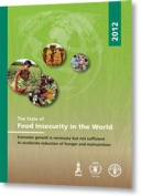 The State of Food Insecurity in the World 2012 [CHI]