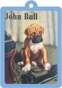 John Bull - Metal Keyring