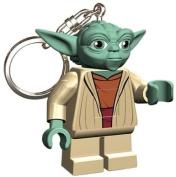 Undergroundtoys - Lego Star Wars mini lampe de poche avec chaînette Yoda