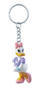 Disney Figural PVC Key Ring Daisy