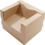 Paperpod Cardboard Adult Chair