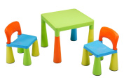 Liberty House Children's Table with 2 Chairs