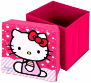 Hello Kitty Storage Stool