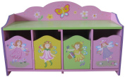Liberty House Toys Fairy 4-Door Cabinet