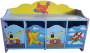 Liberty House Toys Transport Cabinet