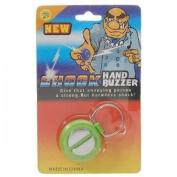 Big Bargain Funny Electric Shocking Hand Buzzer Shock Joke Gag Toy