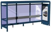 Hornby R8681 Skaledale 00 Gauge Modern Bus Shelter