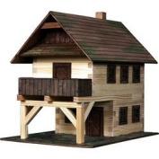 Walachia Woodwork Kit Guildhall [Toy]