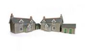Metcalfe Models PO255 Workers Cottages