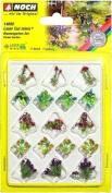 14050 H0 flower garden