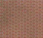 Metcalfe M0054 Red Brick Sheets 00 Gauge