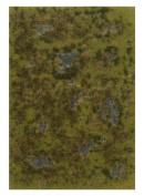 Marshland scenery sheet 297mmx210mm