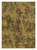 Late Summer/early Autumn Grass - Fibre mat 297x210mm