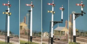 Ratio 466 GWR Square Post Signal Kits