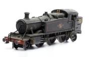 Dapol Model Railway BR Prairie Tank Engine Plastic Kit - OO Scale 1/76
