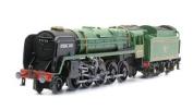 "Dapol Model Railway Class 9F ""Evening Star"" Locomotive Plastic Kit - OO Scale 1/76"