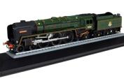 Corgi 1:120 Scale Rail Legends Britannia Class Die Cast Steam Locomotive