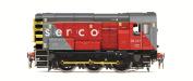 Hornby R3049 Serco Class 08 08417 00 Gauge Diesel Electric Locomotive