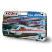 Lima Modern Express Train Set ETR 480 Pendolino