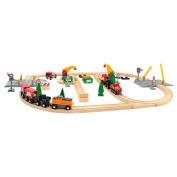 Brio 33165 Lift and Load Railway Set