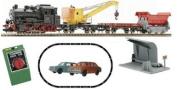 Fleischmann 633101 Junior Play Steam Freight Analogue Starter Set III