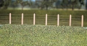 Ratio Lineside Fencing