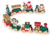 Christmas Caravan Decoration Train