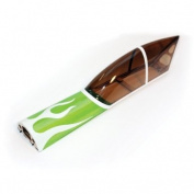 PRECISION AEROBATICS Addiction Canopy/Hatch Cover - Green