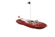 Jamara Venezia 040390 Remote-Control Boat 2 Channels 40 MHz Includes Remote Control