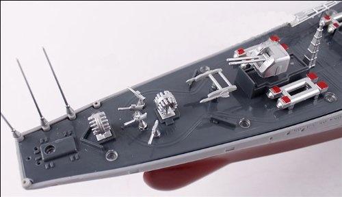Homyl RC Remote Control Marine Aircraft Carrier Battleship Ship