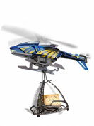 Silverlit Heli Xpress 3-Channel Remote Control Gyro Helicopter with Winch and Cargo