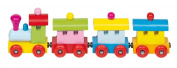 Goki Train Sofia with Magnetic Couplings
