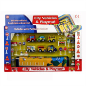 Kids Giant City Playmat