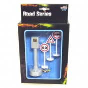 Kids Globe Traffic : Road Series - Traffic Signs and Speed Camera
