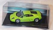 Lamborghini Murcielago in green 1/43 scale diecast model