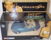 corgi james bond 007 BMW Z3 roadster goldeneye the definitve collection 1.36 scale diecast model
