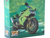 Kawasaki ZX-10R Ninja Diecast Model Motorcycle Kit
