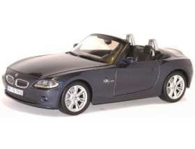 1:18th Special Edition - BMW Z4 (blue)