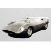 Spark Fiat Abarth Sport Spider OT 1600 1965 1:43 Scale Diecast Model Car